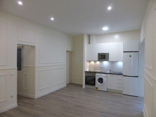 Apartamento turístico 40 m2, Proyecto y Reforma Integral completa
