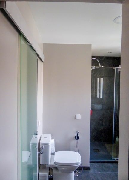 Baño apartamento Chamberi Madrid